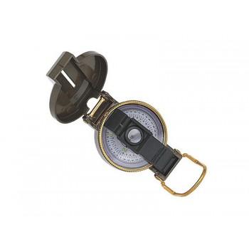Boussole herbertz mod le scout boitier teint bronze for Utilisation boussole miroir